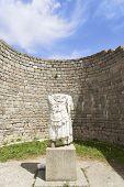 image of akropolis  - Acropolis antique city Bergama  - JPG