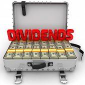 dividend poster