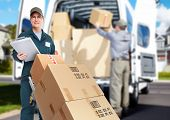 image of ship  - Delivery courier - JPG