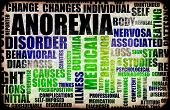 picture of anorexia nervosa  - Anorexia Nervosa Eating Disorder as a Concept - JPG