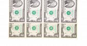 image of two dollar bill  - Two - JPG
