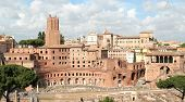 Trajan's Market and Fori Imperiali