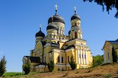 picture of christianity  - Christian Orthodox Church in the Hancu Monastery - JPG