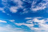 picture of xxl  - Blue sky and clouds XXL - JPG