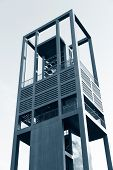 pic of virginia  - netherlands carillon in Arlington Virginia symbol of friendship - JPG