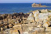 pic of granite  - Cote de granite Rose - JPG