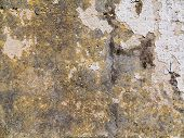 picture of concrete  - Abstract concrete weathered with cracks and scratches - JPG