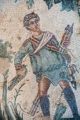 Old Roman Mosaics poster