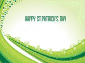 stock photo of st patrick  - vector happy st patrick day illustration - JPG