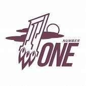 Numeric Logo One poster