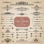 pic of embellish  - Large collection of page dividers and ornate headpieces  - JPG