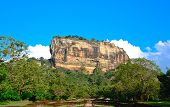 picture of domination  - Sigiriya - JPG
