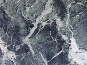 pic of porphyry  - black white gray blue flamed marble sheet slab - JPG