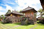 stock photo of saraswati  - Pura Kebo Eden temple  - JPG