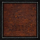 Rust Metal Sheet Background