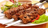 pic of kababs  - Fresh - JPG