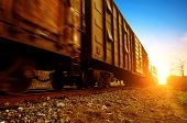 pic of railroad car  - Is a high - JPG