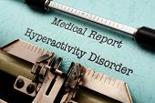 Hyperactivity Disorder