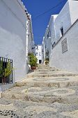 Street in Frigiliana