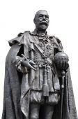 Постер, плакат: Король Георг V статуя