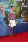 LOS ANGELES - MAR 22:  Rowan Blanchard at the Pirate Fairy Movie Premiere at Walt Disney Studios Lot