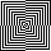 picture of realism  - Optical illusion background - JPG