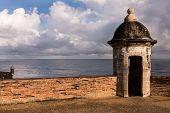 picture of el morro castle  - Puerto Rico - JPG