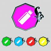 pic of usb flash drive  - Usb sign icon - JPG