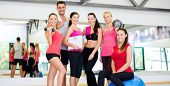 image of training gym  - fitness - JPG