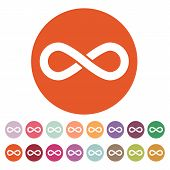 pic of infinity  - The infinity icon - JPG