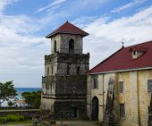 foto of pio  - Baclayon church 2nd oldest church in the Philippines - JPG