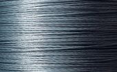 Beautiful Metallic Background, Texture Of Rope. Steel Or Metal Rope, Wire. Building Material Concept poster