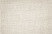 Cream Abstract Hessian Or Sackcloth Fabric Or Hemp Sack Texture Background. Wallpaper Of Artistic Wa poster