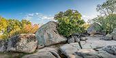 The Beglik Tash Megaliths, Sightseeing In Bulgaria poster