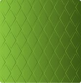 stylish grass green background in diamond-shaped ornamental patt