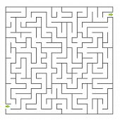 picture of maze  - Vector maze - JPG