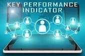 stock photo of indications  - Key Performance Indicator  - JPG