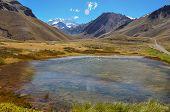 stock photo of aconcagua  - Aconcagua National Park - JPG