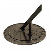 stock photo of sundial  - Old Sundial - JPG