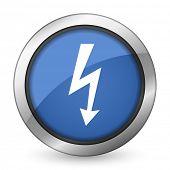 foto of bolt  - bolt icon flash sign - JPG