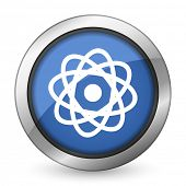 picture of atomizer  - atom icon  - JPG
