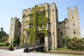 picture of hever  - Hever castle - JPG