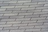 picture of shingles  - Image of roof shingles on a summer day - JPG