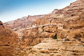 Mount of Temptation, Jericho, West Bank, Palestine, Israel