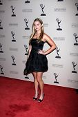 LOS ANGELES - JUN 14:  Lindsay Bushman arrives at the ATAS Daytime Emmy Awards Nominees Reception at
