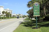 Boca Raton, Fl Welcome Sign
