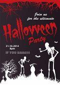 picture of grim-reaper  - Spooky halloween vector illustration - JPG