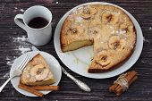 pic of cherry pie  - Pie  - JPG