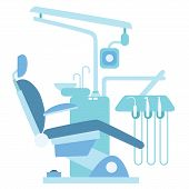 stock photo of medical  - Dentist medical office - JPG