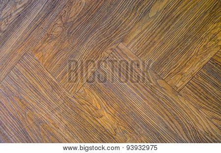 Seamless Wood Laminate Parquet Floor Texture Background